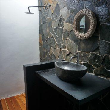 The bathroom villa A