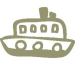 Transport from the harbour or to the harbour (the prices is one way and per car)
